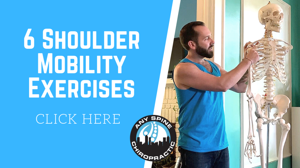 6 Shoulder Mobility Exercises